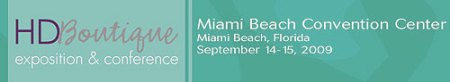 Hospitality Design Trade Show - Miami Beach FL
